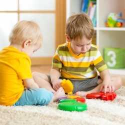 Objetos pequeños: una amenaza a los bebés