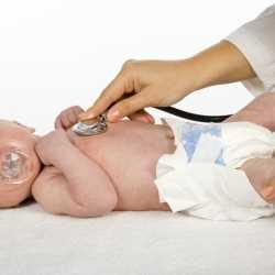 Síntomas de un problema de corazón en bebés