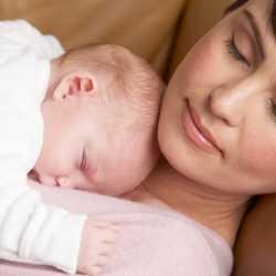 ¿Qué es lo normal, estar estupenda o abandonarse tras el parto?