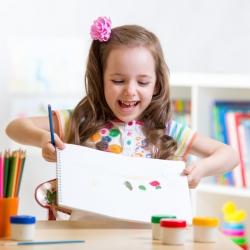 ¿Qué significan los dibujos de mi hijo?