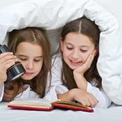Mamá: hoy el cuento lo leo yo